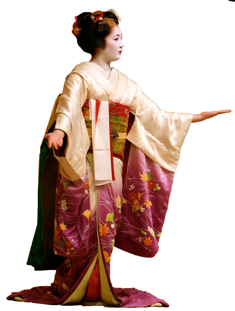 Japan-Kyoto-Geisha